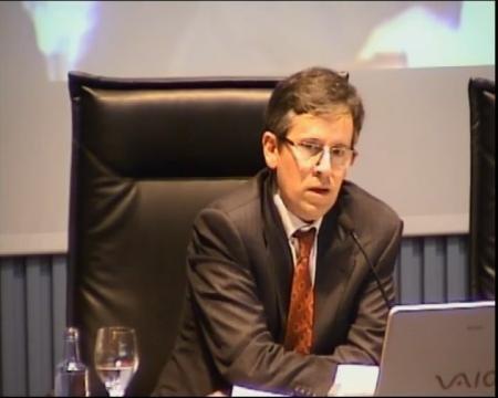 Manuel Pillado Quintáns, letrado da Xunta de Galicia
